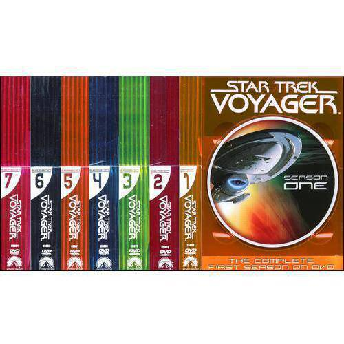 Star Trek Voyager: The Complete Seasons 1-7 (Full Frame)