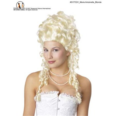 Costumes For All Occasions MR177231 perruque Marie-Antoinette - Blonde - image 1 de 1