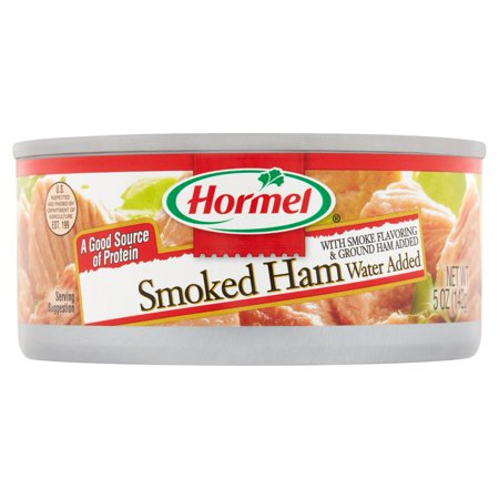 Hormel Water Added Smoked Ham  5 Oz