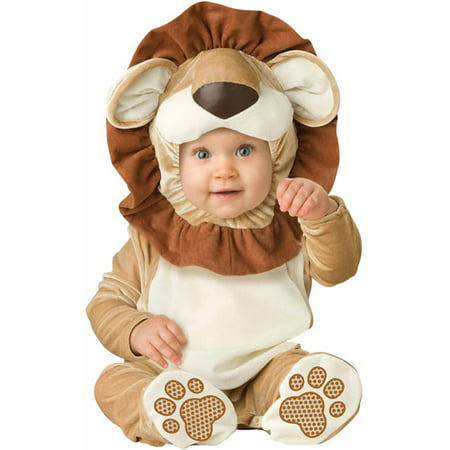 Lovable Lion Infant Halloween Costume