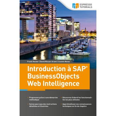 Introduction à SAP BusinessObjects Web Intelligence -