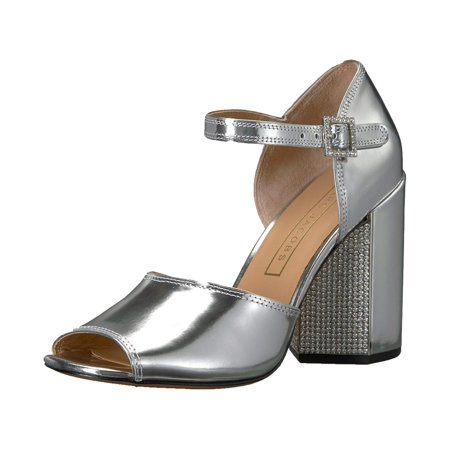 Marc Jacobs Womens Kasia Peep Toe Special Occasion Ankle Strap (Marc By Marc Jacobs Peep Toe)