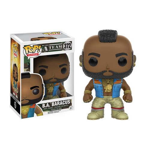 FunKo Free Shipping! Vinyl A-Team John Hannibal Smith Pop