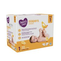 336-Count (2 x 168-Count) Parent's Choice Diapers (Size 1)