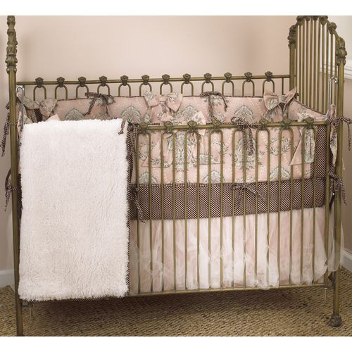 Cotton Tale Designs Nightingale 4 Piece Crib Bedding Set