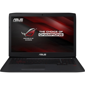 """ROG G751JT-DH72 17.3"""" LED (In-plane Switching (IPS) Technology) Notebook - Intel Core i7 i7-4710HQ Quad-core (4 Core)"""
