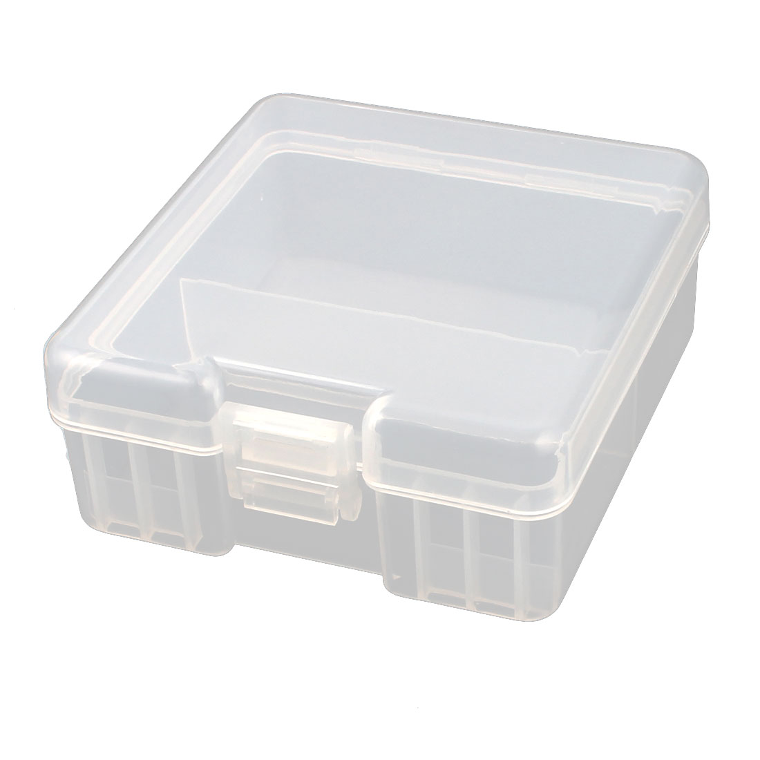 Hard Plastic Case Holder Storage Box Container For 48 X AA Battery
