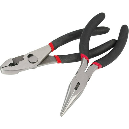Hose Grip Pliers Set - Hyper Tough 2pc Pliers Set