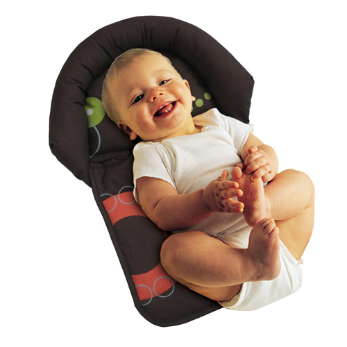 Boppy Noggin Nest Head Support - Brown Cog Wheels