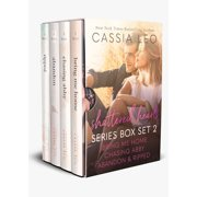 Shattered Hearts Series: Box Set 2 (Books 4-7) - eBook