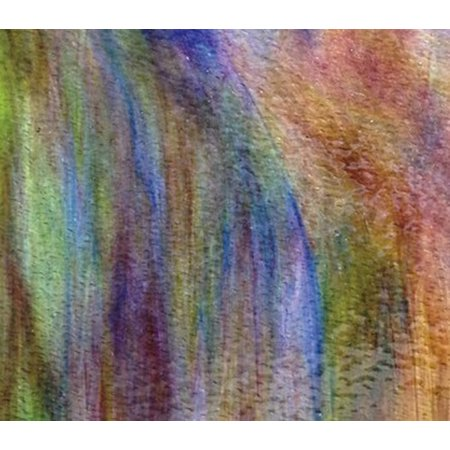 Wissmach Stained Glass - MULTICOLOR STREAKY