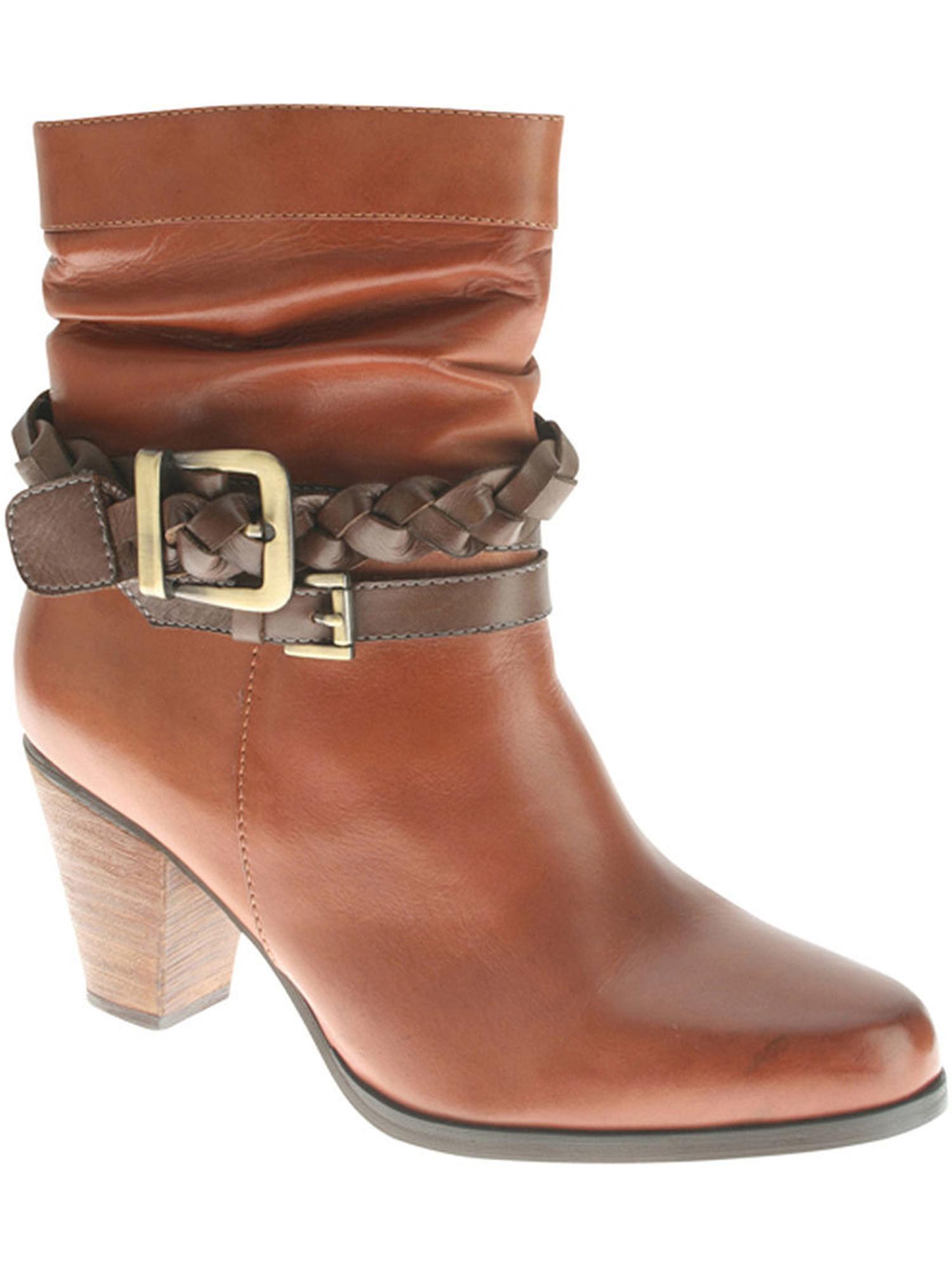 Spring Step 40 Women's Medina Brown Boots 40 Step M EU 9 M 31a6ca