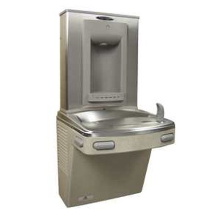Oasis P8SBF Barrier Free VersaFiller 8 GPH Water Cooler and Bottle Filler (Refrigerated Drinking -