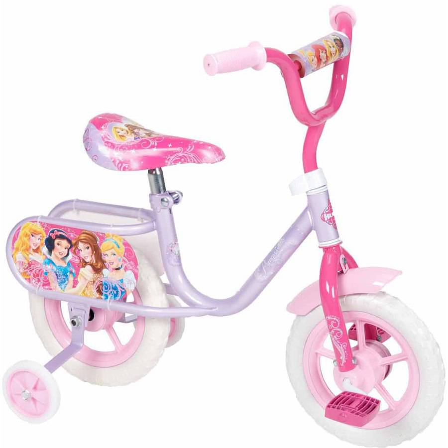"Huffy 10"" Girls' Disney Princess Bike"