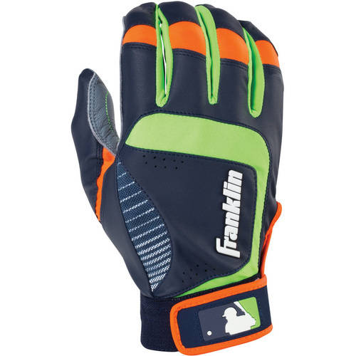Franklin Sports Adult SHOK-SORB NEO Batting Glove by Franklin Sports
