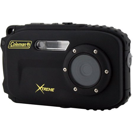 Coleman Xtreme 12.0 Megapixels Underwater Digital and Video Camera