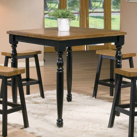 - Winners Only Quails Run Counter Height Square Tall Dining Table