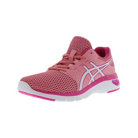 Moya Shoe Running Women's White Peach Asics Ankle Gel High Petal qEca7v7