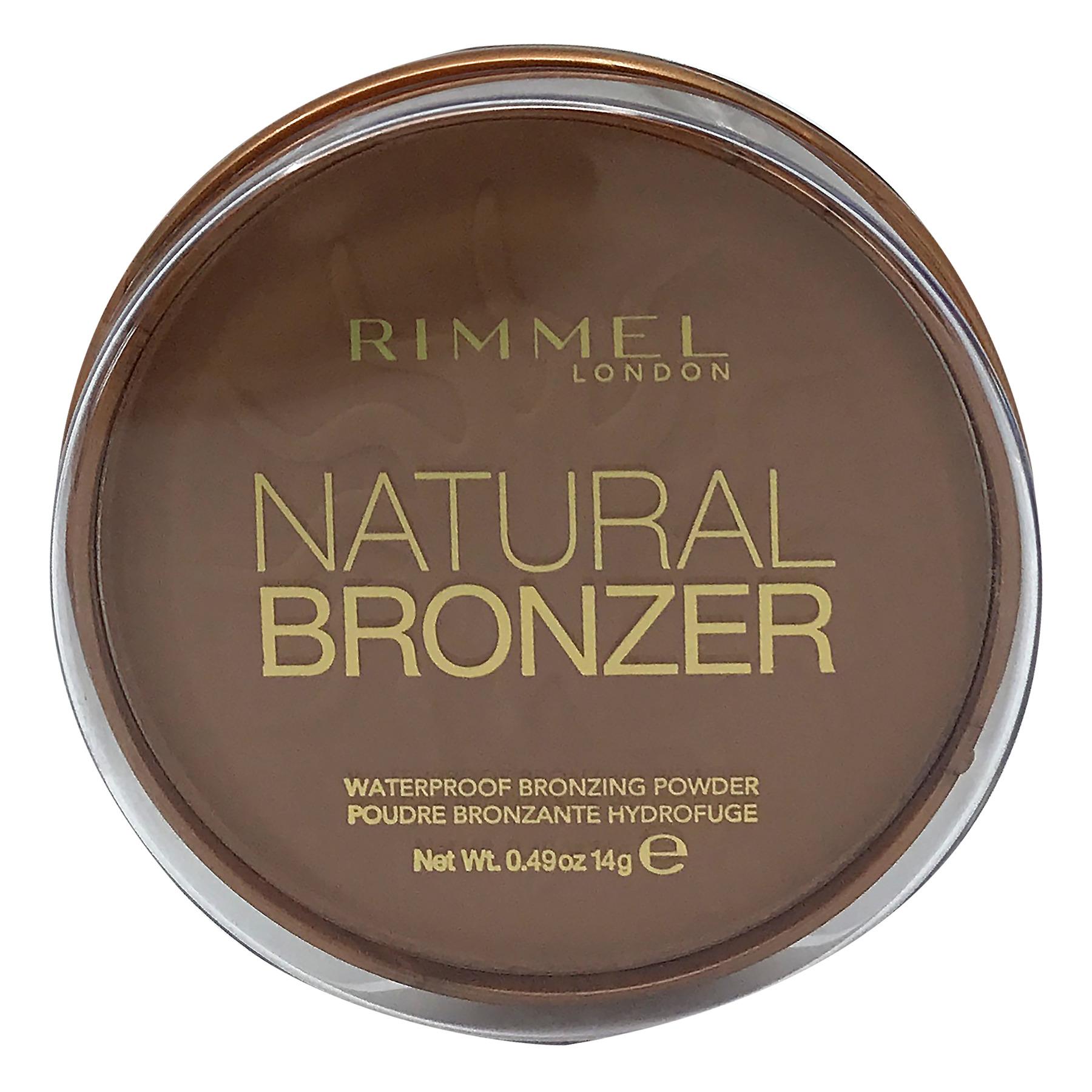Rimmel London Natural Bronzer, Sunbreeze