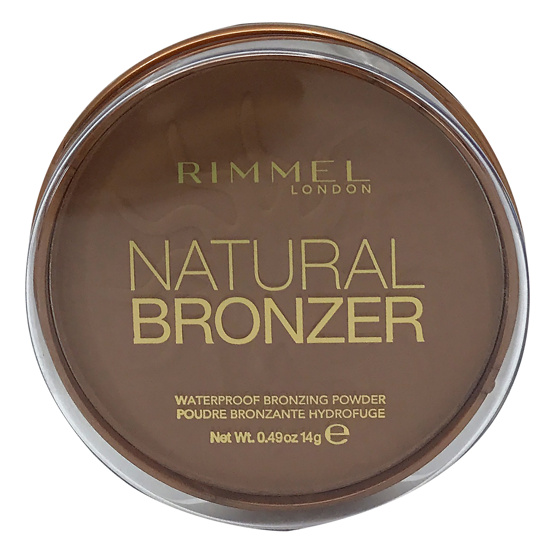 Rimmel London Natural Bronzer, Sunbreeze