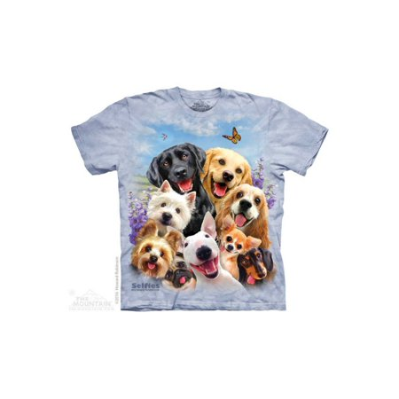 The Mountain Dog Selfie - Ch Big Boys T-Shirt Tee