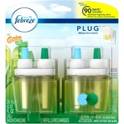 Febreze NOTICEables Gain Original Scented Oil Air Freshener Refills, 0.87 fl oz, 2 count
