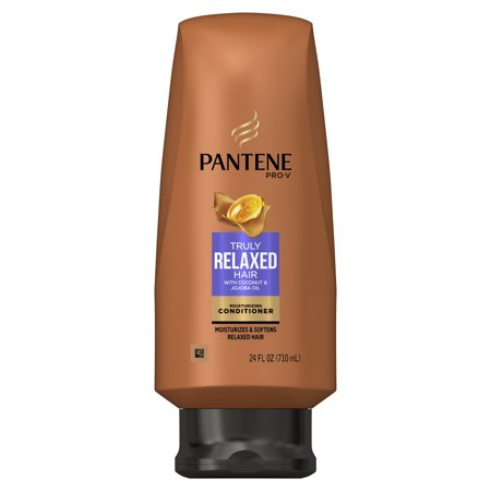 Pantene Pro-V Truly Relaxed Hair Conditioner, 24 fl (Best Hair Conditioner For Relaxed Hair)