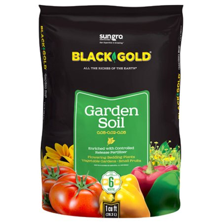 Black Gold Organic Lawn & Garden Compost