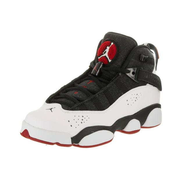 Nike Jordan Kids Jordan 6 Rings BG Basketball Shoe
