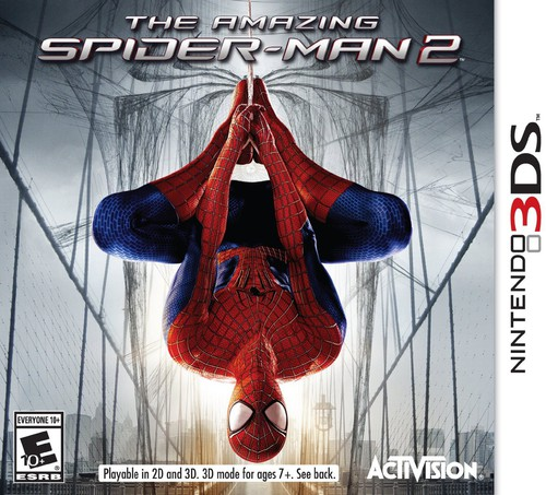 Amazing Spiderman 2 for Nintendo 3DS