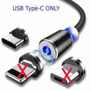 Magnetic USB Charging Cable USB-C ONLY Great Uber/Lyft Drivers