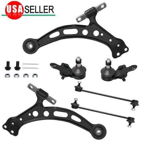 Front Suspension Control Arm Sway Bar Kit for 1997-2001 Toyota Camry Lexus ES300 & 2001-2003 Lexus RX300 1 3/8' Front Sway Bar