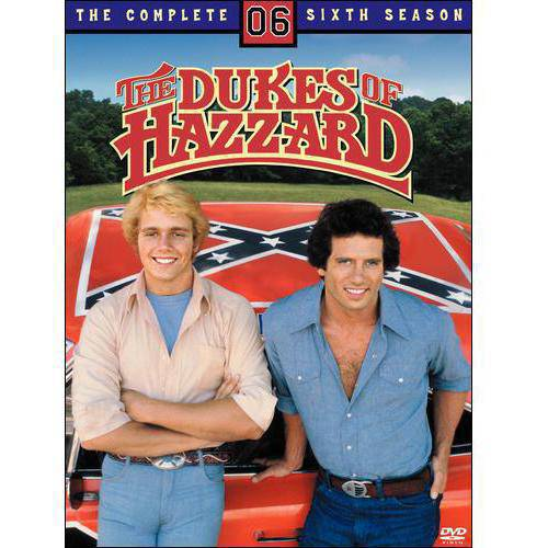 The Dukes Of Hazzard: The Complete Sixth Season (Full Frame)