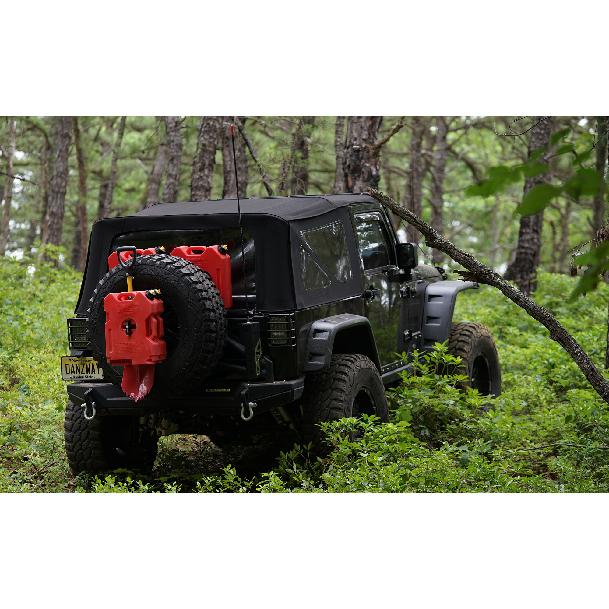 2 Gallon Rotopax Fuel Can Durable Gas Gasoline Container Red Off Road Moto Jeep