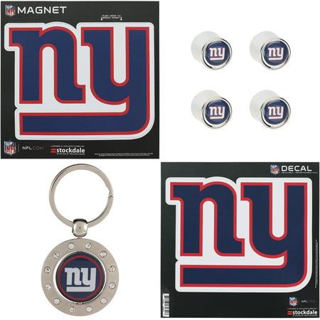 New York Giants 4-Piece Auto Kit - No (Giants Kit)