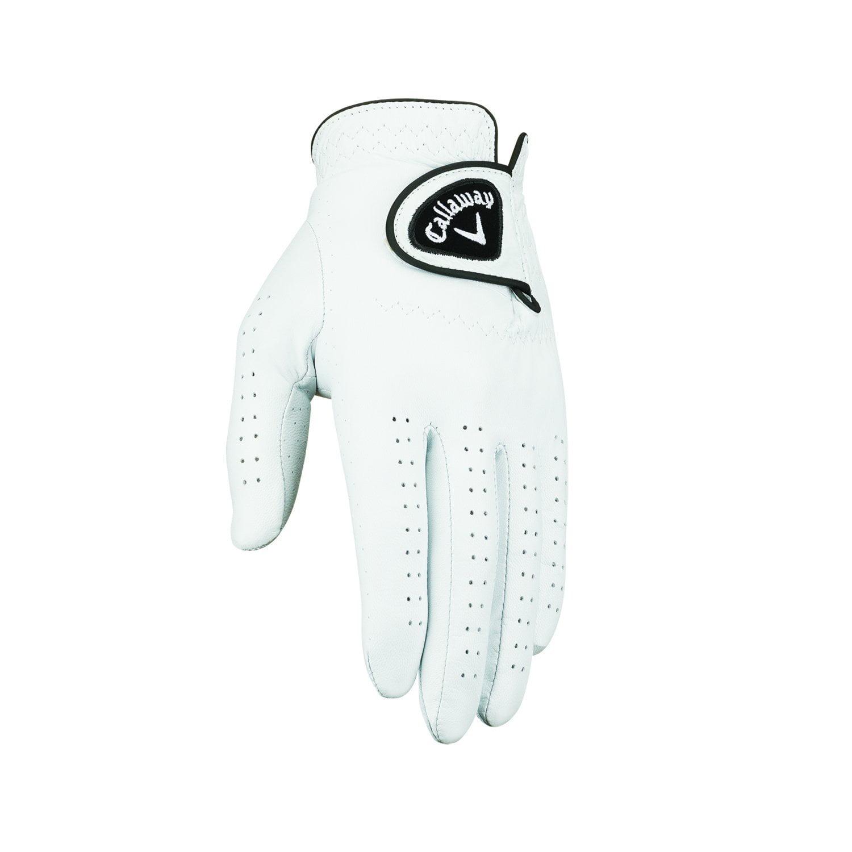 Callaway Dawn Patrol Golf Glove, White by CALLAWAY