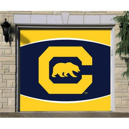 Victory Corps 810031CALB-002 7 x 8 ft. NCAA Single Garage Door Decor California Bears - No.002 - image 1 of 1