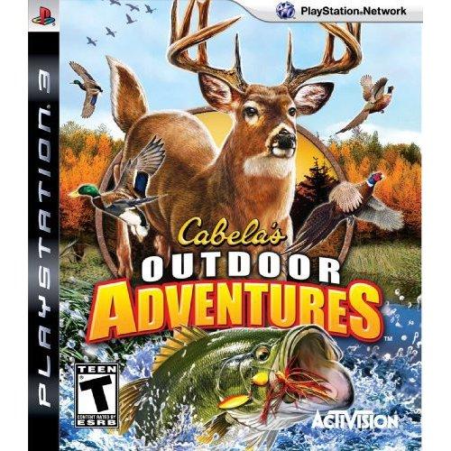 Cabelas Outdoor Adventures 2010