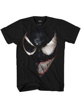 391a75cb Product Image Marvel Venom Spider-Man Spiderman Avengers Villain Comic Book  Adult Mens Graphic T-Shirt