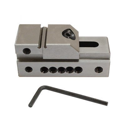 1 Precision Grinding Screwless Mini Insert Vise Toolmaker Steel 0002