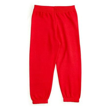 Kids & Toddler Pants Soft Cozy Boys Sweatpants (2-14 Years) Variety of Colors (Sweatpants Kids Black)