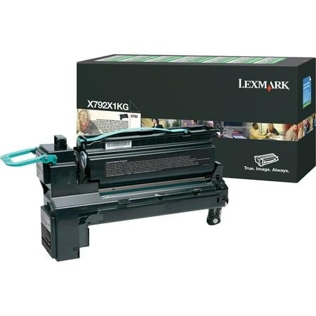 Lexmark Black Extra High Yield Return Program Print - T430 Return Program Print
