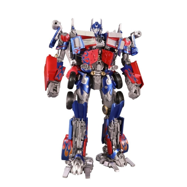 Hasbro Masterpiece Movie Series MPM-4 Optimus Prime by Hasbro