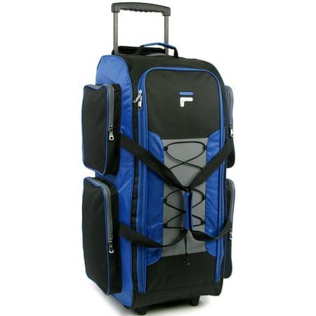 6ce12000a4a1 Fila 32-inch Lightweight Rolling Duffel Bag