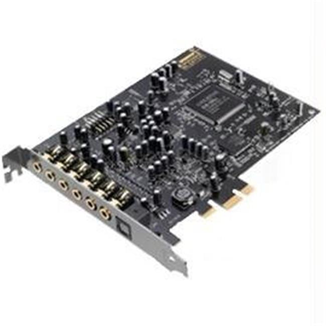 Creative Labs 30SB155000001-US Sound Blaster Audigy RX Sound Card Bulk