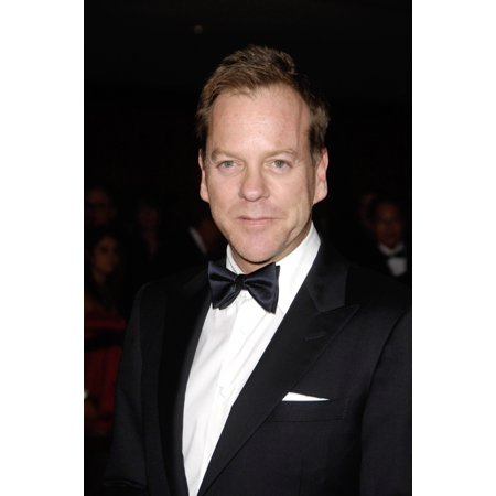 Kiefer Sutherland At Arrivals For 62Nd Annual Directors Guild Of America Awards   Arrivals Rolled Canvas Art     8 X 10