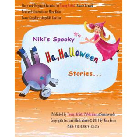 Niki's Spooky Ha, Halloween Stories... - eBook - Easy Spooky Halloween Treat Recipes