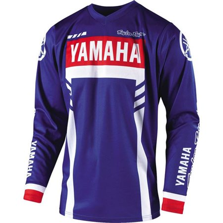 Troy Polamalu Signed Jersey - Troy Lee Designs GP Yamaha RS1 Motocross Jersey