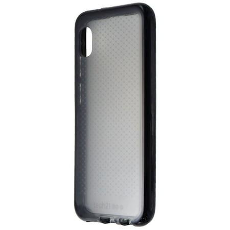 Tech21 Evo Check Series Gel Case for Samsung Galaxy A10e - Smokey Black - image 1 of 2