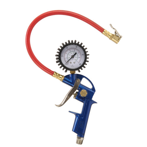 Campbell Hausfeld Tire Inflator with Gauge